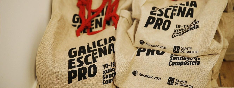Escena Galega acorda coa Xunta aprazar a celebración do oitavo mercado Galicia Escena PRO