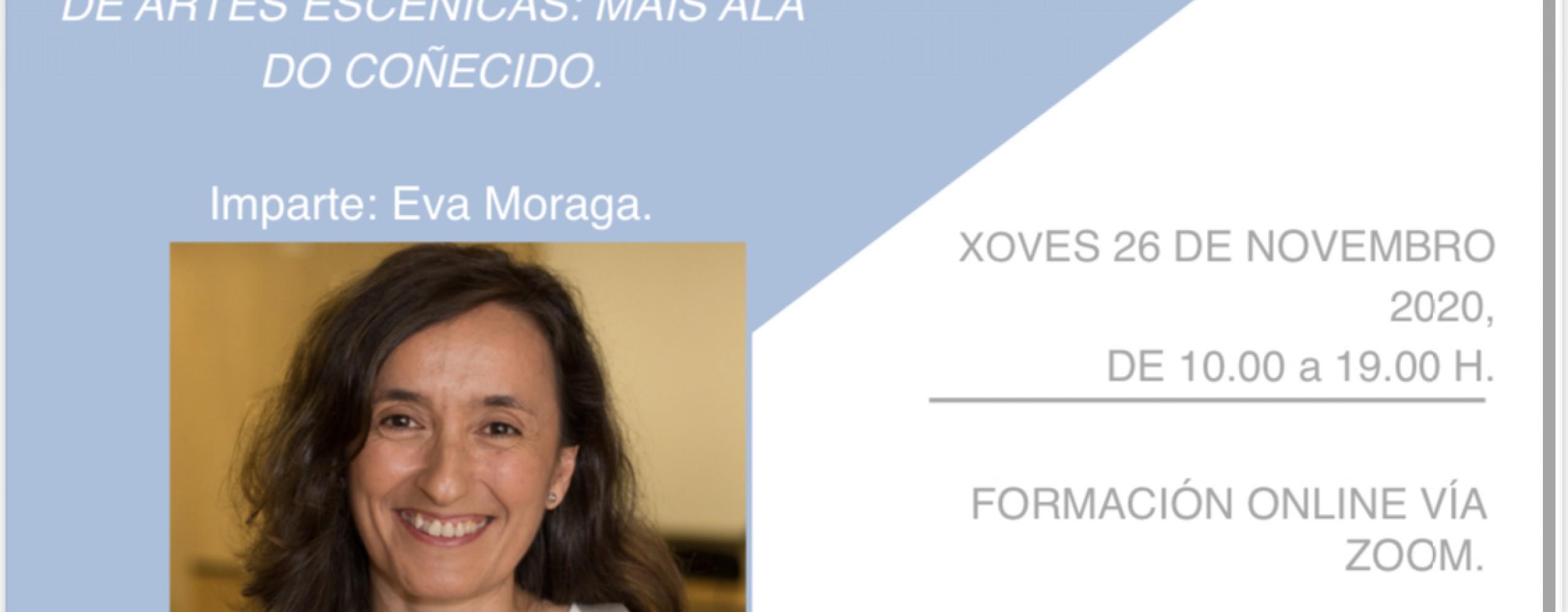 Escena Galega continúa as súas xornadas de formación cun obradoiro de financiamento de proxectos de artes escénicas o 26 de novembro