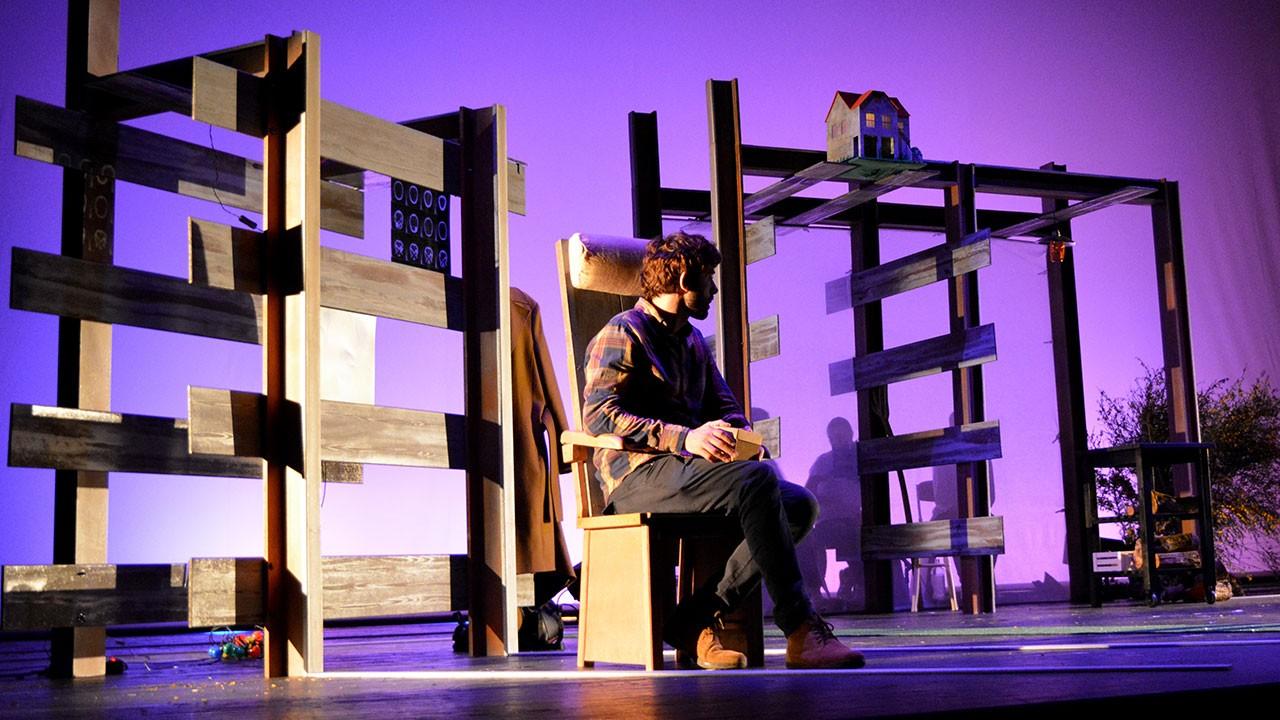 Os Náufragos Teatro